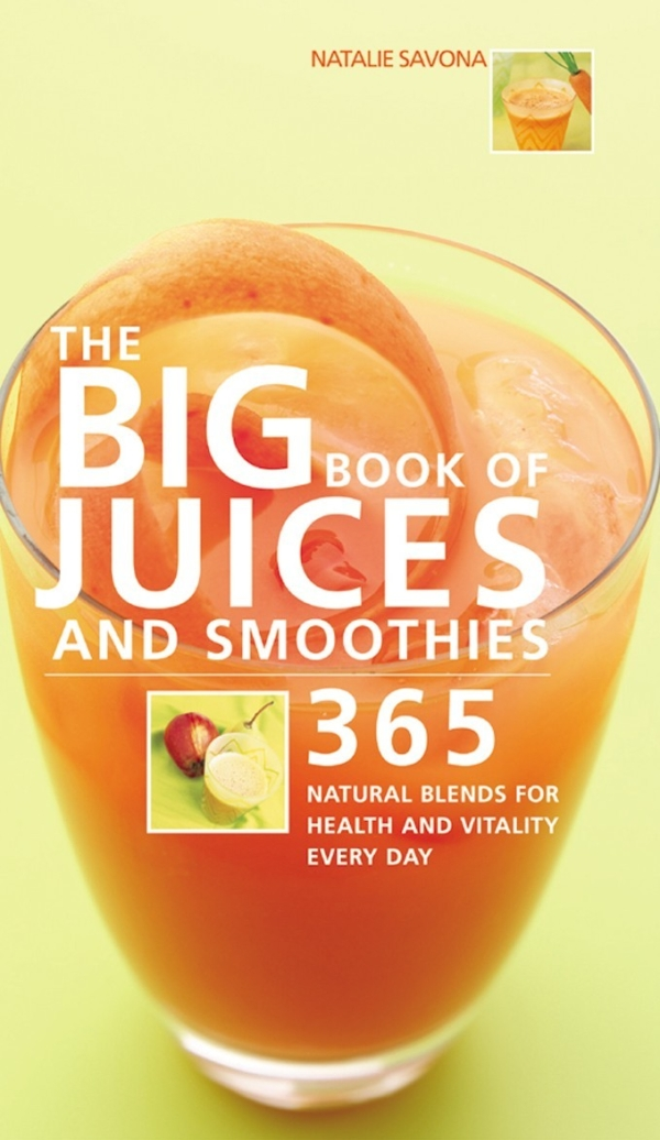 365 Natural blends for health and vitality every day