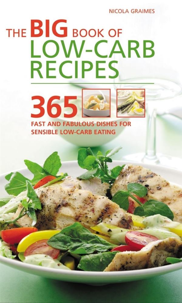 365 fast and fabulous dishes for sensible low-carb eating