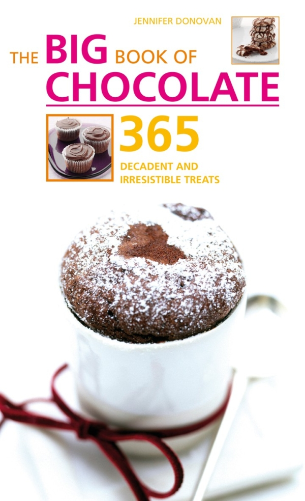 365 decadent and irresistible treats