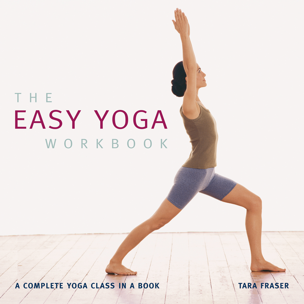 Simple Book Cover Yoga : The easy yoga workbook healthy living nourish