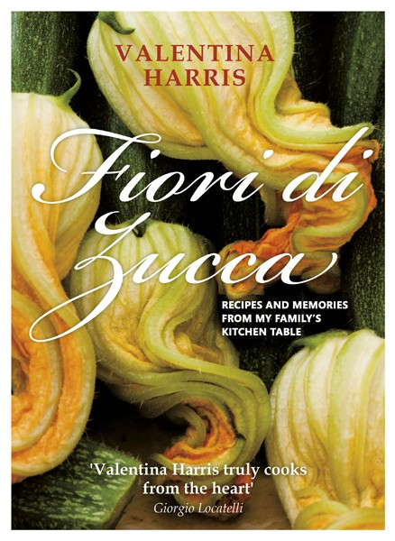 A food memoir of Valentina Harris and her extraordinary family