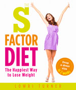 The happiest way to lose weight