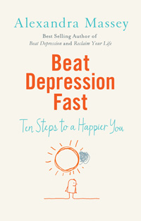 ten steps to help fight depression