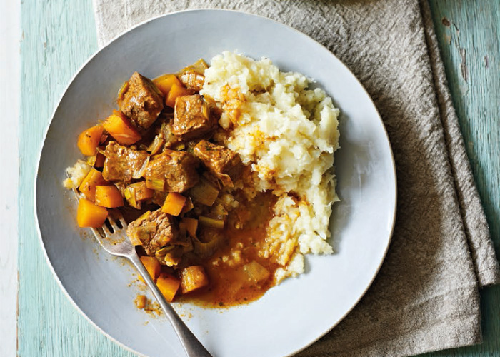 low carb recipe for lamb casserole
