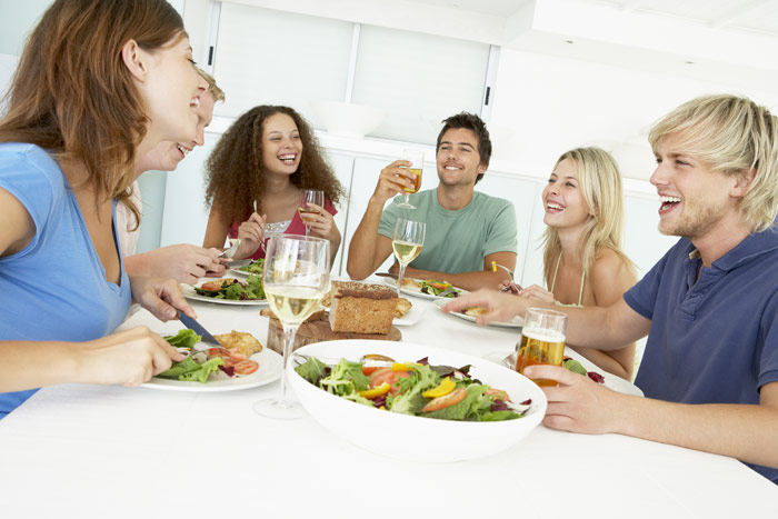 tips to feng shui your dining room