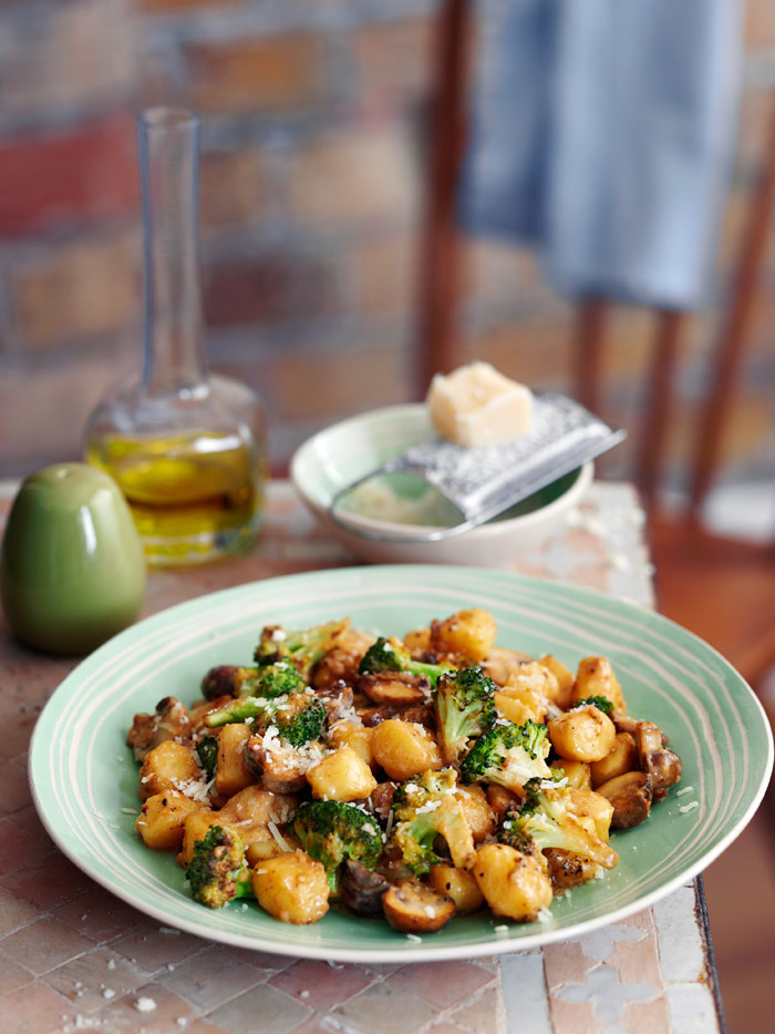 quick vegetarian gnocchi recipe