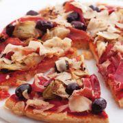 grace cheetham's recipe for gluten free pizza