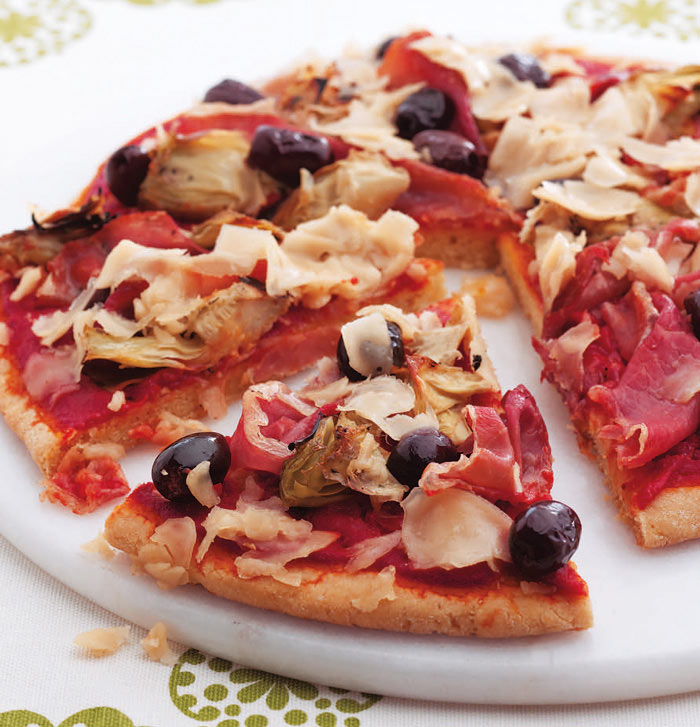 recipe for the best gluten-free pizza