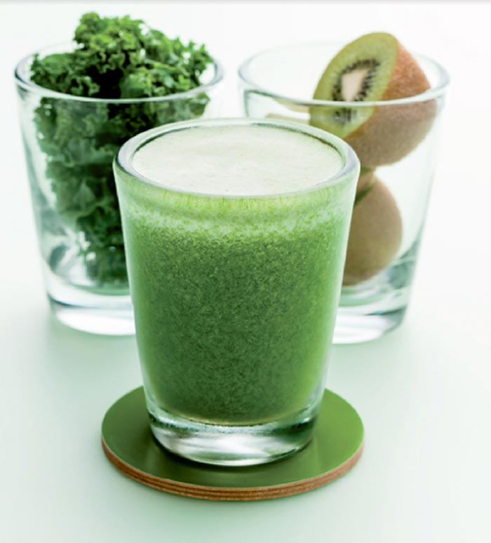 delicious kale breakfast recipe