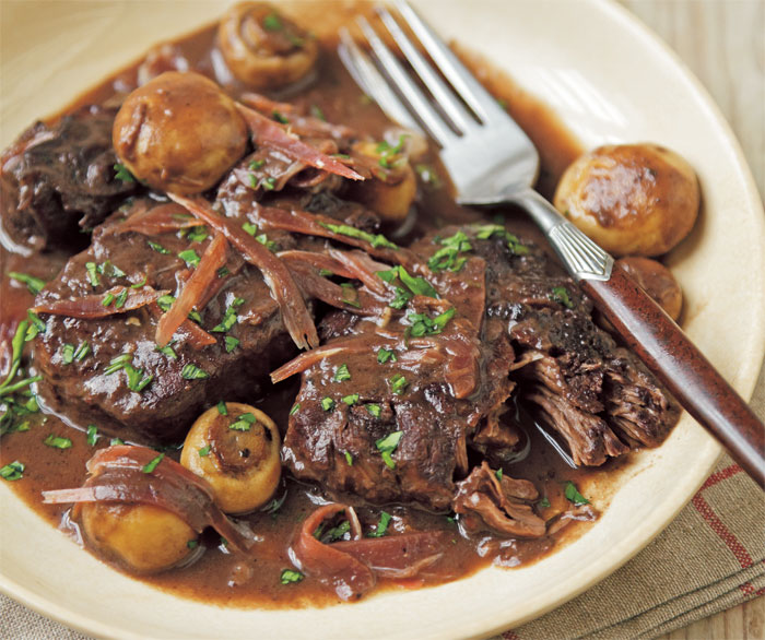 raymond blanc's recipe for beef braised in red wine