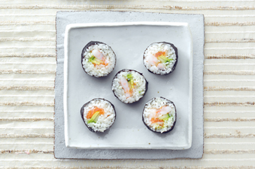 homemade-sushi