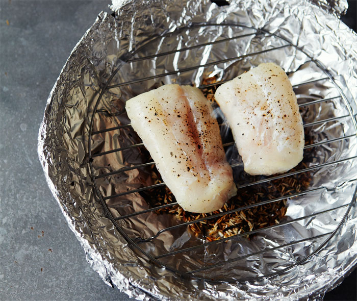 smoking food at home? Daniel Galmiche lets you in on some professional secrets