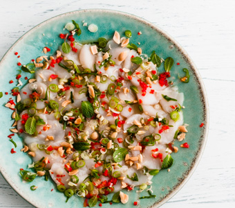 how to make ceviche with cooked fish