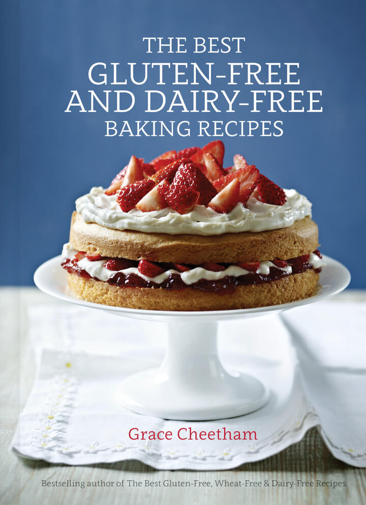 Best Gluten-Free and Dairy-Free Baking Recipes by Grace Cheetham