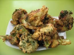 broccoli bhaji