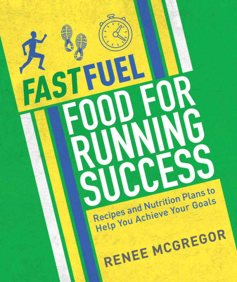 fast fuel food for running success by renee mcgregor